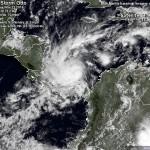 اوٹو نامی سمندری طوفان آج کوسٹاریکا اور نکارا گوا سے ٹکرائے گا