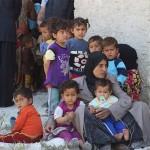 رواں برس شام میں محصور افراد کی تعداد 10ملین تک پہنچ گئی ہے