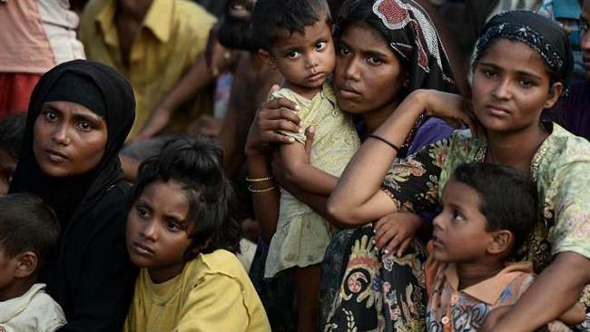 شمالی میانمار میں جاری تشدد کی وجہ رونگیا مسلمان کے تقریباً 3 ہزار افراد چین فرار