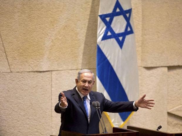 اسرائیلی وزیر اعظم کی جان کیری پر تنقید