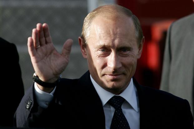 روس کے صدر ولادی میر پیوٹن