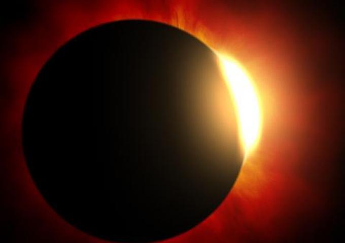 سال 2017ء  میں 2 چاند اور 2 سورج گرہن ہوں گے