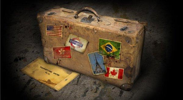 لاطینی امریکا،  خالی سوٹ کیس
