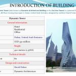 دی ڈائنامک نامی 80 منزلہ عمارت