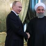 ایرانی صدر حسن اور روسی صدر و