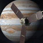 جونو خلائی جہاز سیارہ مشتری کے قریب ترین پہنچ گیا