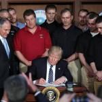 ٹرمپ نے اوباما دور کا ماحولیاتی تحفظ کا قانون منسوخ کر دیا