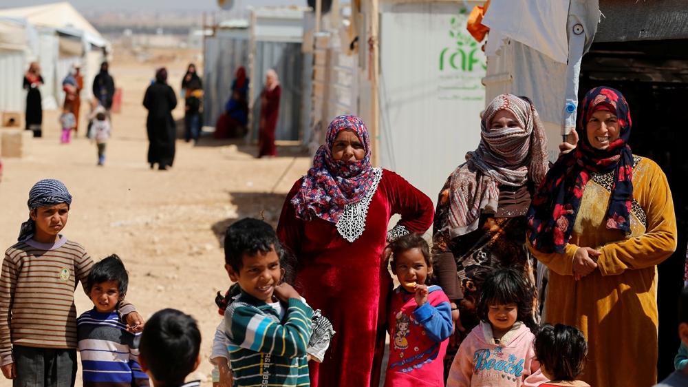 شام میں  خانہ جنگی کے متاثرہ پناہ گزینوں کی تعداد 50 لاکھ سے متجاوز