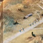 ایس یو۔24 بمبار طیارے کے ذریعے electronic jammingہتھیار کے استعمال کے مناظر دکھائے گئے