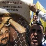 جیل میں قید مقبول فلسطینی لیڈر مروان البرغوثی