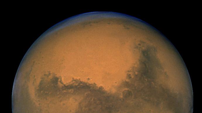 امریکی خلائی ایجنسی ناسا کا اگلا ہدف مریخ پر انسانی آبادکاری