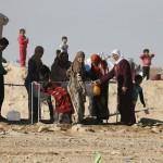 دو ہزار سولہ میں دنیا میں ریکارڈ 6 کروڑ 56 لاکھ افراد بے گھر ہوئے