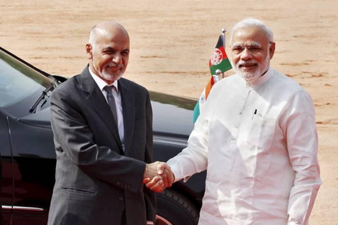 بھارت کے وزیر اعظم نریندر مودی کے دورہ افغانستان  کے موقع پر افغان صدر اشرف غنی نے دونوں ملکوں کے درمیان تجارت کے فروغ کے لیے ایئر فریٹ کاریڈور کے قیام کا فیصلہ کیا تھا