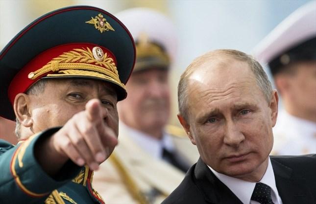 روس کے صدر ولادی میر پیو ٹن