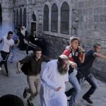 مسجد اقصیٰ میں 50 سال سے کم عمر افراد کے داخلے پر پابندی عائد