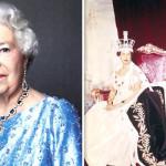 ملکہ الزبتھ دوئم کی ایک یادگار فوٹو فائل