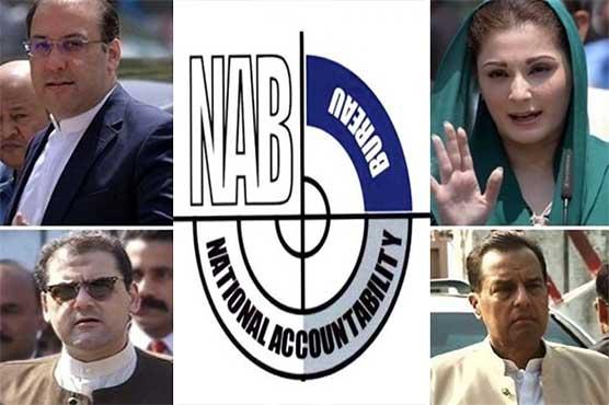 عدالت نے حسین نواز، حسن نواز، مریم نواز اور داماد کیپٹن صفدر کے قابل ضمانت وارنٹ گرفتاری جاری کر دیئے