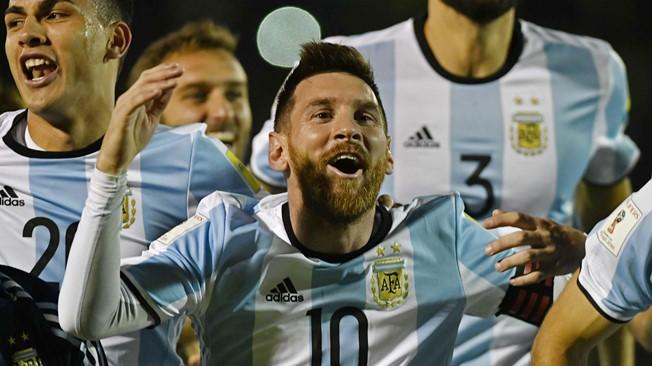 ارجنٹائن نے فٹبال ورلڈ کپ 2018 کیلئے کوالیفائی کر لیا