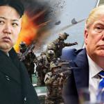 امریکی صدر ڈونلڈ ٹرمپ شمالی کوریا کو تباہ کرنے اور کم جونگ ان حکومت کا تختہ الٹنے کا خواہاں ہیں