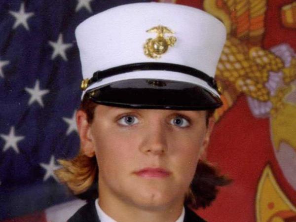بیس سالہ امریکی فوج کی افسر ماریا فرانسس لیٹربیخ