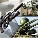 گزشتہ 4 برسوں (2012-16) کے دوران عالمی سطح پر 57 ممالک نے 155 ممالک کو اسلحہ فروخت کیا