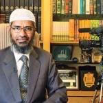 معروف اسلامک پرچار ڈاکٹر ذاکر نے نائیک