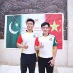 پشاور زلمی نے چینی کرکٹرز جیان لی اور یوفی زانگ کو ٹیم میں شامل کرنے کا اعلان کر دیا