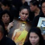 تھائی لینڈ کے بادشاہ بھومی پون ادن یادیت کی آخری رسومات کی ادائیگی کے لیے پانچ روزہ تقریبات