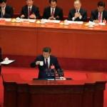 چینی کمیونسٹ پارٹی کی 19ویں کانگرس کے موقع پر چین کے صدر شی جن پنگ