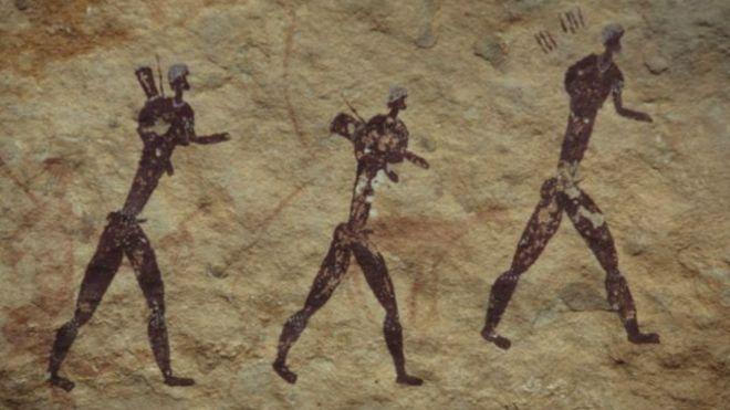 افریقہ میں 70 ہزار برس قدیم انسانی نقل مکانی