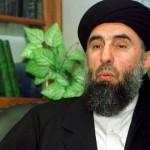 افغان حزب اسلامی کے سربراہ گلبدین حکمت یار