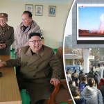 شمالی کوریاکا ایک اور میزائل تجربہ