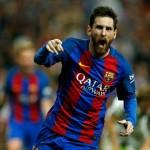ارجنٹائنی فٹبالر لیونل میسی
