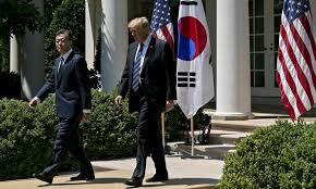 امریکا اور جنوبی کوریا کے درمیان یہ مذاکرات آئندہ سال 5 جنوری کو ہونے کا امکان ہے
