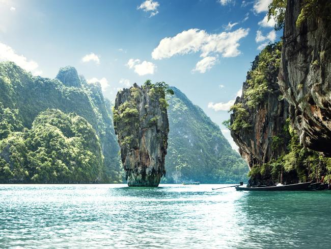 تھائی لینڈ کا ساحلی صوبہ پہانگ گا