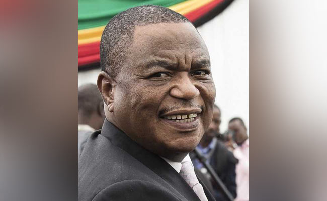 زمبابوے کے سابق آرمی چیف61 سالہ جنرل (ر) کونتانیتنو چیونگا