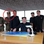 شمالی کوریا کے دو سائنسدانوں کم جونگ سک اور ری پیونگ چول