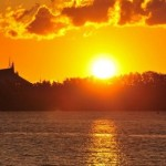 ماہرین نجوم کے مطابق پہلا سورج گرہن 15 فروری، دوسرا 13 جولائی اور تیسرا 11 اگست کو لگے گا