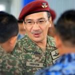 ملائیشیا کے وزیر دفاع ہشام الدین حسین