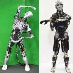 ٹوکیو یونیورسٹی کے انجینئرز نے کینگورو اور کینشیرو نامی روبوٹ بنائے ہیں