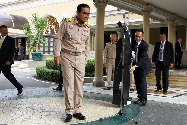 تھائی لینڈ کے وزیر اعظم اور سابق آرمی چیف پرایوتھ چن اوچا