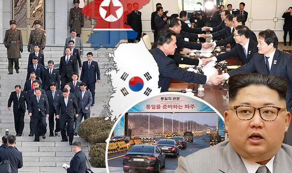 شمالی و جنوبی کوریا نے اس بات پر اتفاق کیا کہ سرحد پر کشیدگی کو کم کیا جائے گا