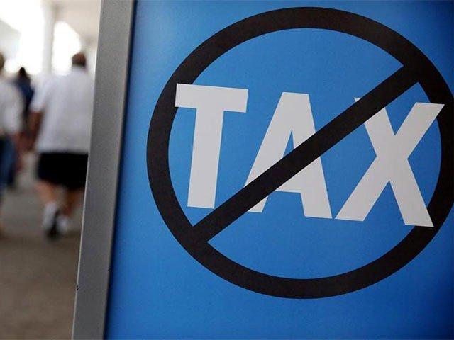 عرب میں کچھ ایسی ریاستیں بھی ہیں جو ایک فیصد بھی انکم ٹیکس وصول نہیں کرتیں