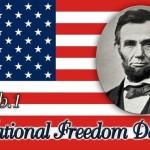 امریکہ کے 16ویں صدر ابراہم لنکن جنہوں نے امریکہ میں غلامی کا ہمیشہ کیلئے خاتمہ کرنے میں کامیاب ہو گیا