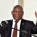 سرل راما فوسا  سائوتھ افریقا کے نئے صدر نامزد