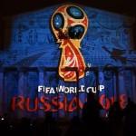 فٹبال کا ورلڈ کپ 14 جون سے 15 جولائی تک روس میں منعقد ہو گا
