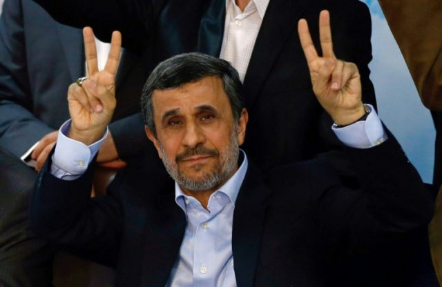 ایران کے سابق صدر محمود احمدی نژاد