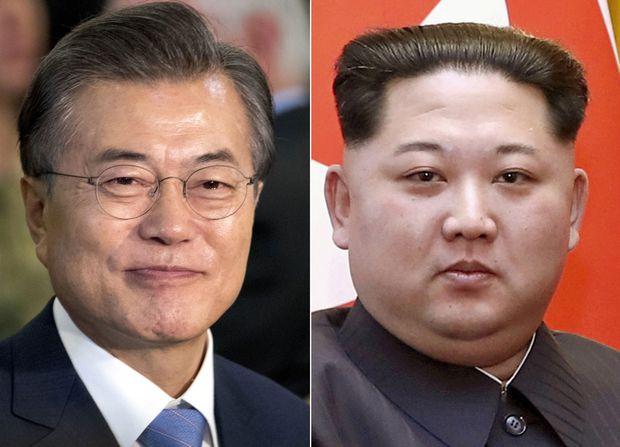 جنوبی کوریا کے صدر اور شمالی کوریا کے رہنما کم جونگ ان کی ملاقات 27 اپریل کو طے