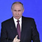 روسی صدر ولادی میرپیوٹن