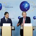یورپی یونین کی ایران پر نئی پابندیوں کی تجویز